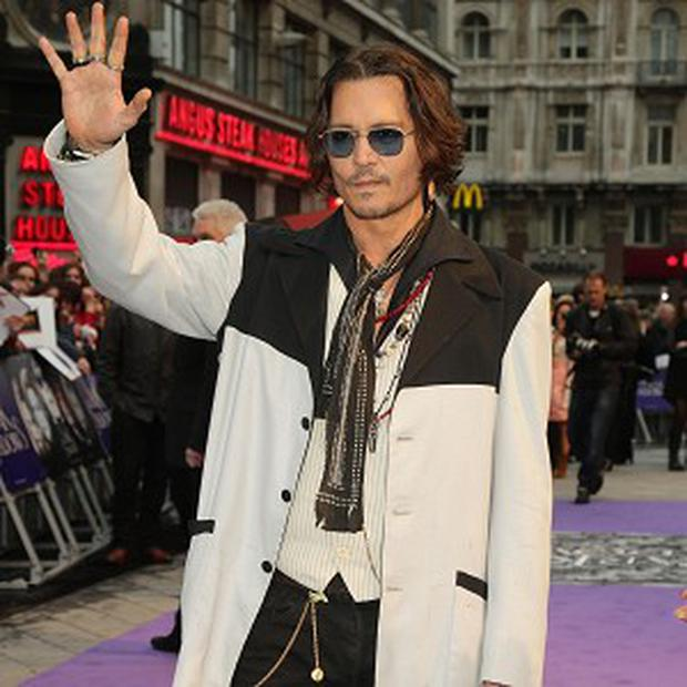 Johnny Depp looks set to star in a film version of Don Quixote