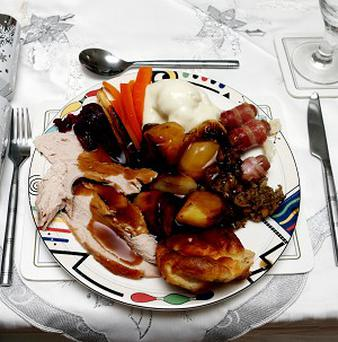 The 'golden age' when people first cook or help with Christmas dinner is 23, a poll found