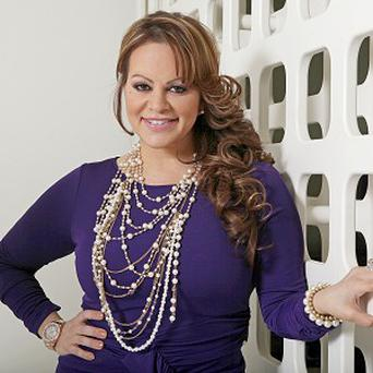 Mexican-American singer Jenni Rivera has died in an air crash (AP)