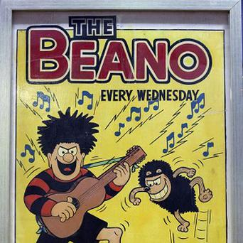 A street in Dundee is to be named after characters from The Beano
