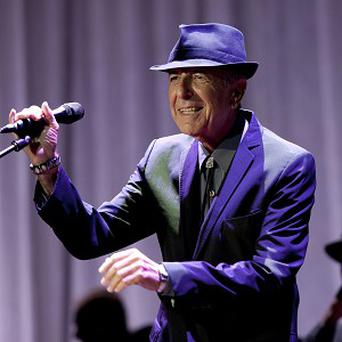Leonard Cohen will perform in London again next year