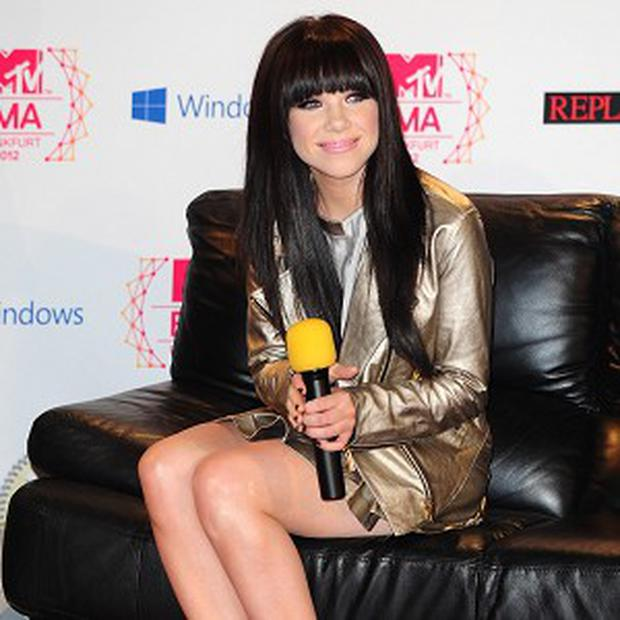 Carly Rae Jepsen said being on a TV talent show helped prepare her for the pressures of fame