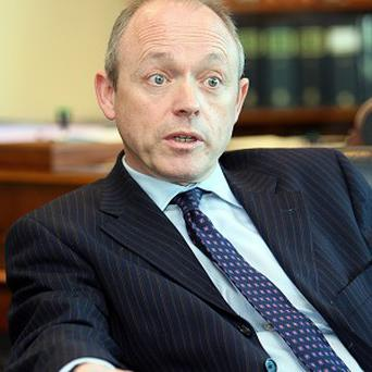 Th use of 'supergrass' evidence is being reviewed, said Barra McGrory, Director of the Northern Ireland Public Prosecution Service