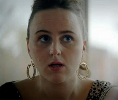 Siobhan Shanahan plays Donna in Love/Hate