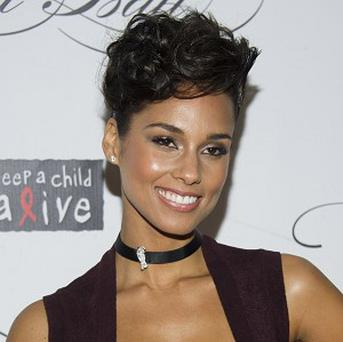Alicia Keys cut her hair this summer and is now sporting a bob