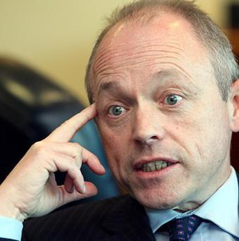Barra McGrory, Director of the Northern Ireland Public Prosecution Service, wants to tackle delays in the justice system