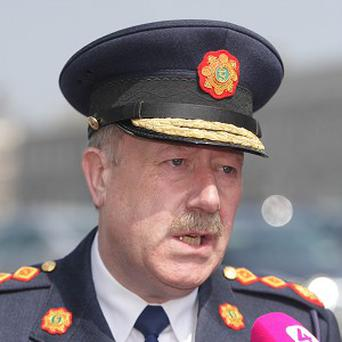 Garda Commissioner Martin Callinan warned that authorities would ramp up efforts to target drink, drug and risky driving