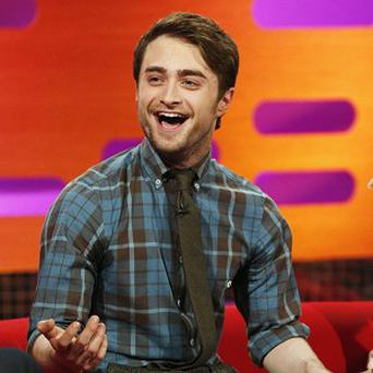 Daniel Radcliffe found fame playing Harry Potter
