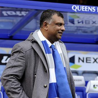 Chairman Tony Fernandes has bemoaned QPR's start to the season