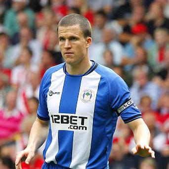 Gary Caldwell has been sidelined by a hamstring problem