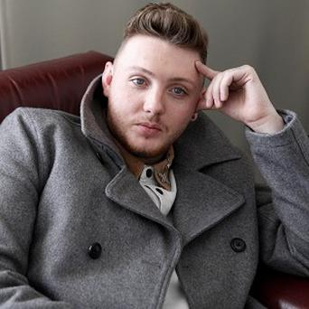 James Arthur's single Impossible has notched up a sales record for The X Factor