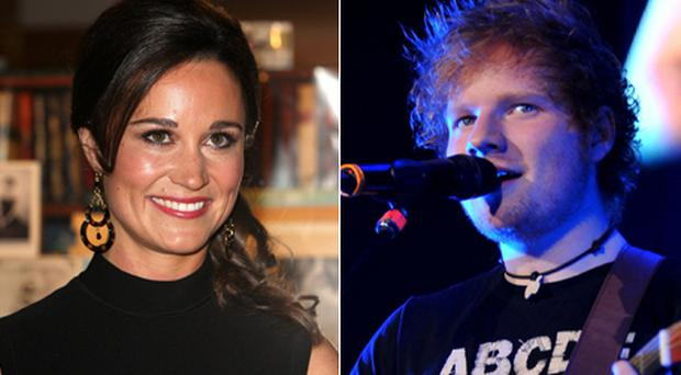 Pippa Middleton and singer Ed Sheeran are said to be fans of the brand. Photo: Getty Images