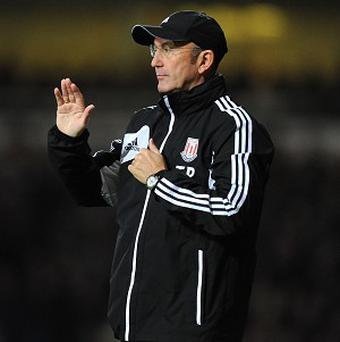 Tony Pulis believes Stoke have a poor reputation with Premier League referees