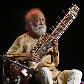 The Indian prime minister's office confirmed called the late musician Ravi Shankar a 'national treasure' (AP)