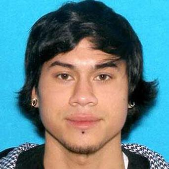 Jacob Tyler Roberts, the suspect in a shooting at an Oregon mall (AP/Clackamas County Sheriff's Department)
