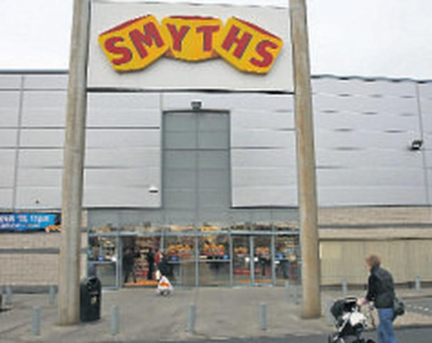 The Smyths toy shop raided by gang members
