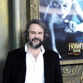 Peter Jackson hates the idea of people watching films on computers and phones rather than on the big screen