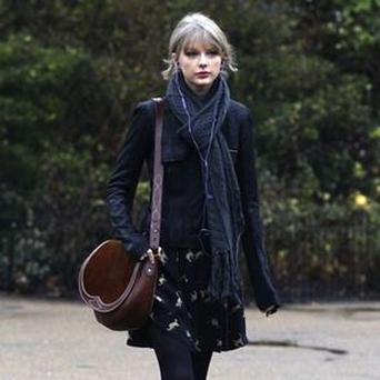 Taylor went to the Lake District with Harry.