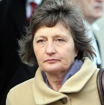 Ivy Lambert said it was a pity Pat Finucane's widow Geraldine had not been able to move on after the death of her husband