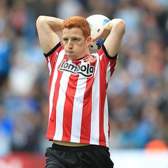 Jack Colback was relieved for Sunderland to have secured a much-needed win