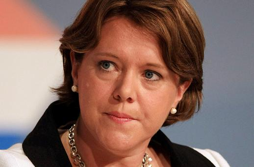 UK Culture Secretary Maria Miller, who is to have her expenses investigated by the Parliamentary sleaze watchdog. Photo: PA