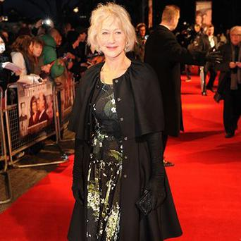Dame Helen Mirren is to be honoured at the Palm Springs festival