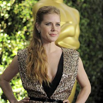 Amy Adams says playing Janis Joplin is 'scary to think about'