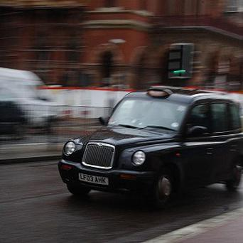 London cabbies were only considered the 12th friendliest in a survey of people visiting various international cities