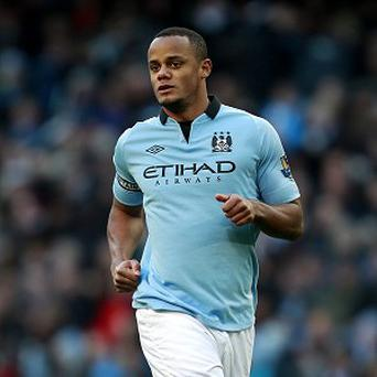 Vincent Kompany does not want to see netting in English football grounds