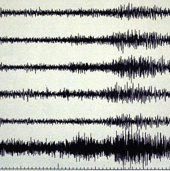 An earthquake has been recorded off the coast of California and Mexico