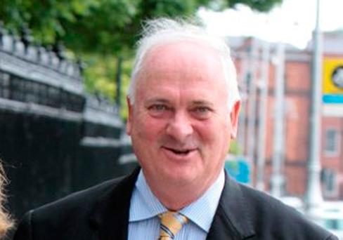 John Bruton: as finance minister, he announced the ICI bailout