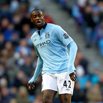 Yaya Toure is expected to go to the African Nations Cup