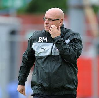 Manager Brian McDermott insists Reading's owner and chairman have been supportive