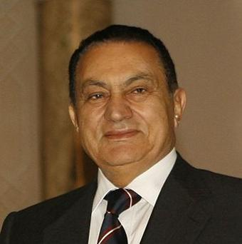 Hosni Mubarak has slipped in the bathroom in the prison where is serving a life sentence