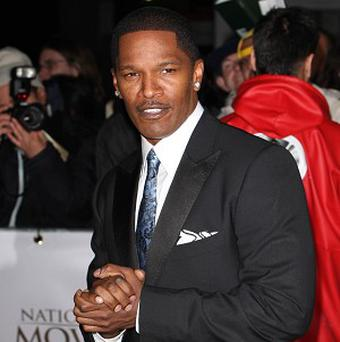 Jamie Foxx stars as a slave turned bounty hunter in Django Unchained