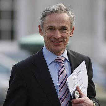 Jobs Minister Richard Bruton said the Government wants to see 2,000 manufacturing jobs created by 2016