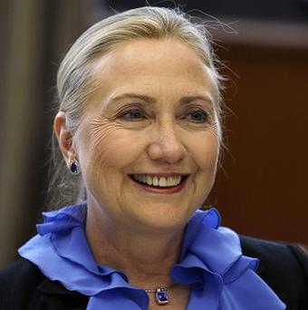 Hillary Clinton has sustained concussion after fainting (AP)