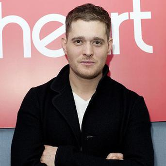 Michael Buble bought his wife a horse for Christmas