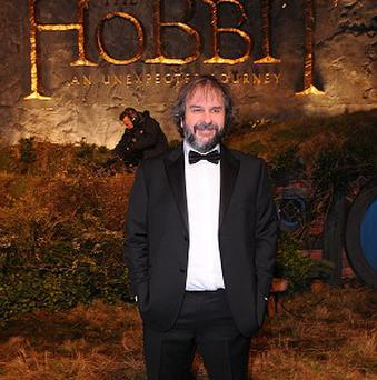 Peter Jackson, director of The Hobbit
