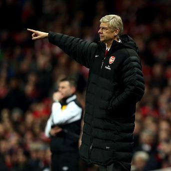 Arsene Wenger insists his players must 'look for the future' despite their recent defeat