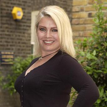 Kim Wilde recorded the train song after a Christmas party