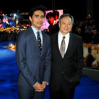 Suraj Sharma stars in Ang Lee's Life Of Pi