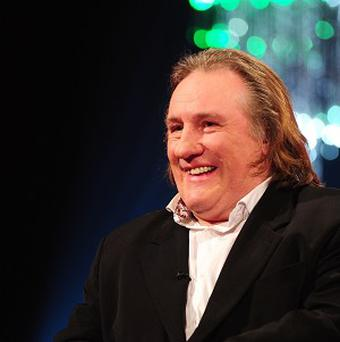 French actor Gerard Depardieu has moved to Nechin in Belgium
