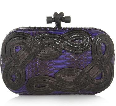 Every woman needs a clutch that will do all the talking for her