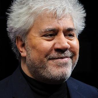 Director Pedro Almodovar thinks it may be too late for him to start making films in another language