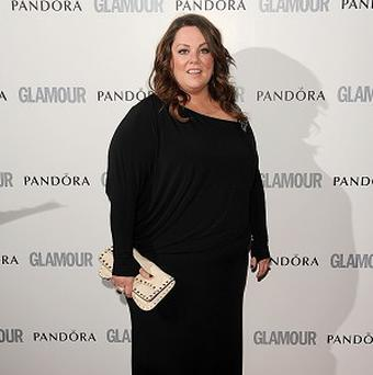 Melissa McCarthy had the cast and crew in stitches filming her role in This Is 40