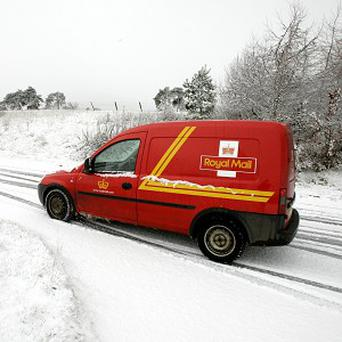 Postmen and women across the country will wear festive gear on Monday to mark the first-ever national postal workers day