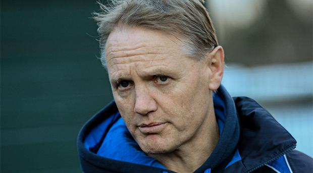 Joe Schmidt has seen his Leinster side lose back-to-back games against Clermont