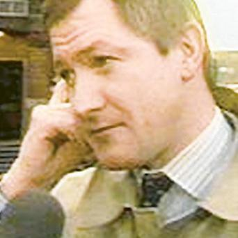 Pat Finucane was shot at his north Belfast home by loyalist paramilitaries in 1989