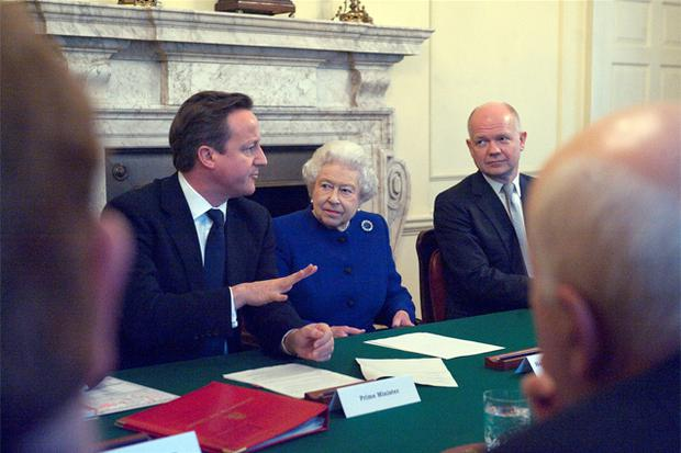 David Cameron: I lobbied the Queen on independence because of Alex Salmond